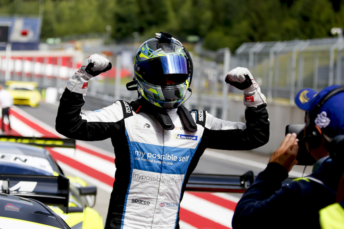 2019 – International GT Open – Optimum Motorsport, Aston Martin Vantage GT3