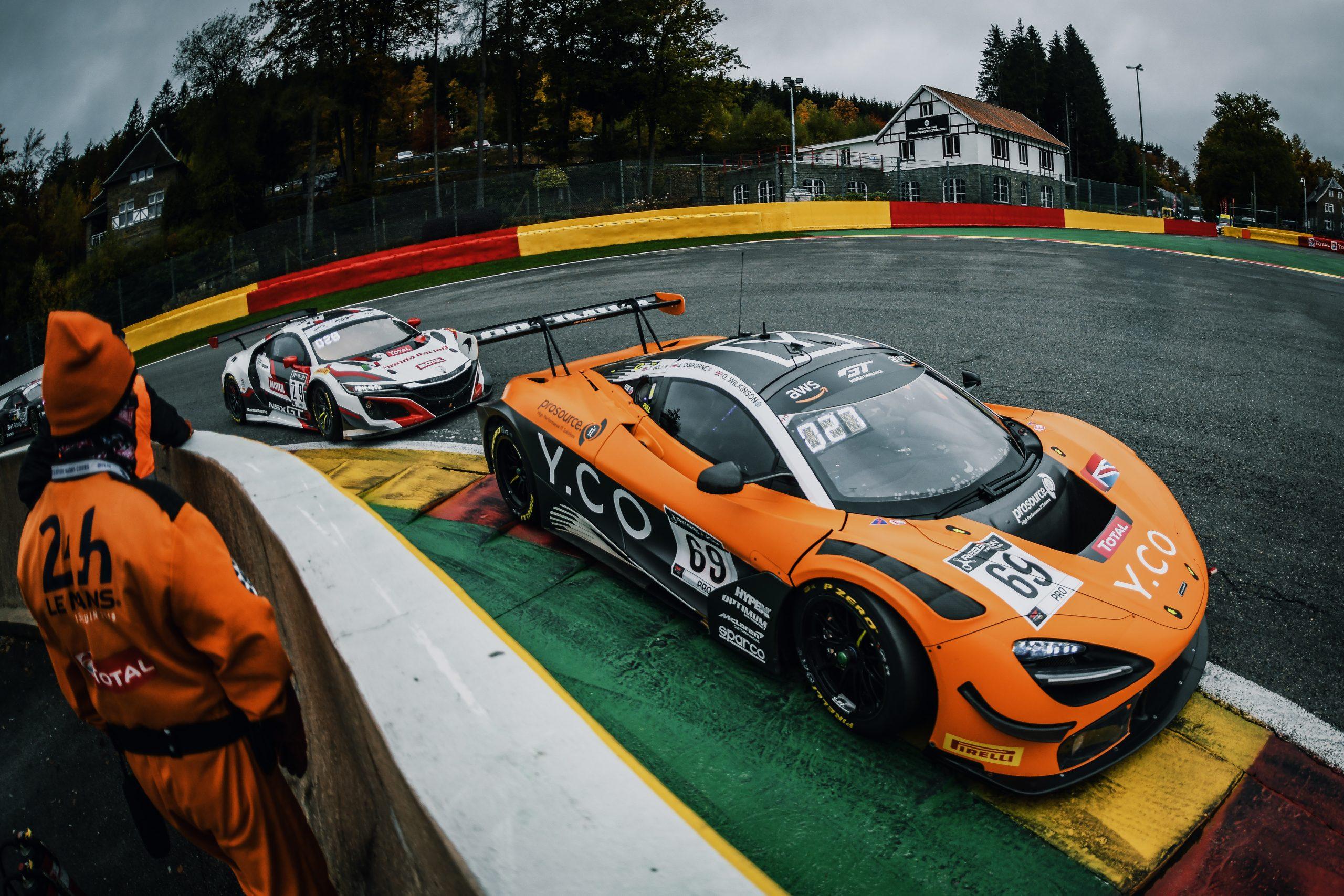 2020 – GT World Challenge Europe Endurance Cup, McLaren 720S GT3