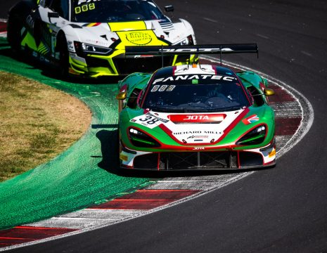 Wilkinson charged from 12th to seventh at Misano